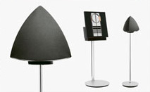 bang olufsen kompakte lautsprecher beolab 4. Black Bedroom Furniture Sets. Home Design Ideas