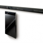 Kinosound mit dem JVC TH-BS7 4.1 Soundbar-Lautsprechersystem