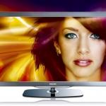 Die Philips LCD TVs der 7000er LED Reihe