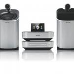 Philips stellt neue HiFi-Micro-Anlagen mit SoundSphere-Lautsprechern vor