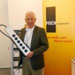 HIGH END 2010: FISCH Audiotechnik zeigt Audio-Filterleiste studio line