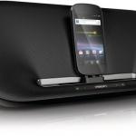Philips Fidelio: Dockinglautsprecher für Android-Smartphones