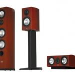 Neue Lautsprecher Serie Vento von Canton