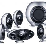 KEF: Neues Lautsprecherset KHT3005