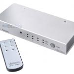 Vivanco: Elektronischer HDMI Umschalter