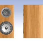 audiodata bringt zur High End ihren neuen Lautsprecher Pierrot