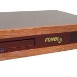 Fonel Simplicité CD-Spieler aus Holz