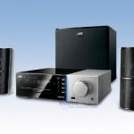 JVC: Design Audio-DVD-Systeme JVC NX-F7 / NX-F3