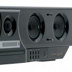 5.1-Surround Soundbar mit DVD-Player und USB-Anschluss