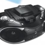 Aiptek MobileCinema D25 – Multitalend-Projektor mit DVD und DVB-T