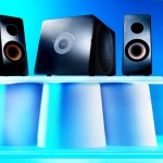Vivanco mit 2.1 Speaker System bazoo MERLIN TOUCH