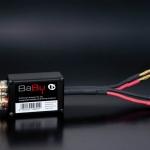 "Boston Acoustics präsentiert Bi-Wiring Adapter ""BaBy"""