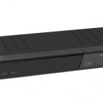Triax präsentiert auf der ANGA Cable neuen Satelliten-Receiver S-HD 200 HD+