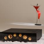 Audio Exklusiv: Gold und Granit für Klang und Design