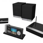 Raumfeld Multi-Room-Audio-System mit verbesserter Firmware