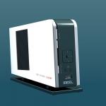 Reel Multimedia NetClient HDTV-Netzwerkplayer