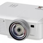 Große Bilder auch in kleinen Räumen: Mitsubishi Electric 'Kurzstrecken'-Projektor EW230U-ST