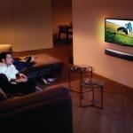 Philips SoundBar mit Ambisound für ein Surround-Erlebnis wie im Kino