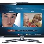 Skypen mit Samsungs TV-Geräten