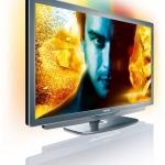 Leistung pur mit den LCD-TVs der 9000er LED-Reihe von Philips