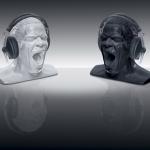 Oehlbach XXL HP Stand Kopfhörerständer