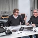 in-akustik Vertrieb für WE Audio Systems Wieder da