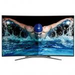 Hisense präsentiert leistungsstarken Curved-UHD-TV