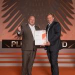 Burmester wird 3-fach mit Plus X Award ausgezeichnet