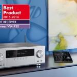 Pioneer wird mit zwei EISA-Awards Best Product 2015-2016 ausgezeichnet