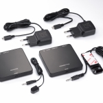 Exzellenz Wireless HDMI Kit | 3D HDMI-Splitter & -Transmitter