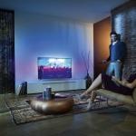 Die Philips UHD-TVs des Modelljahres 2016 mit HDR-Bildqualität weiter verbesserten Ambilight-Erlebnis