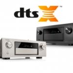 DENON: Erste Integration des neuen Soundformats DTS:X
