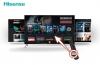 Hisense präsentiert UHD-Smart-TVs mit Wuaki.tv-Taste