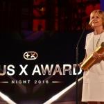 Plus X Award 2016: Auszeichnung für die Burmester BA31 Lautsprecher, den 150 Network Player und Dieter Burmesters Lebenswerk