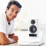 Nubert nuPro-Serie Einfachere Wireless-Anbindung, neue Fernbedienung & Einstellmöglichkeiten
