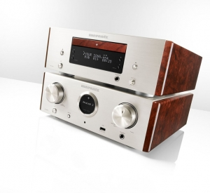 Marantz bereichert MusicLink Serie mit neuem Premium CD-Player HD-CD1