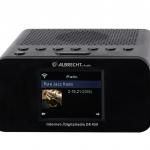 Albrecht DR 450: Der erste Radio-Wecker mit UKW, DAB+ und Internetradio
