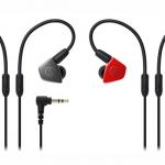 Audio-Technica: Neue In-Ear-Ohrhörern der LS-Serie