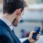 Panasonic: Bluetooth In-Ear Kopfhörer RP-NJ300B für unterwegs