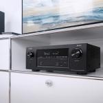 Denon AVR-X3400H: mehr Leistung, mehr Eigenschaften