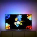 Neuer Philips OLED-TV mit Ambilight