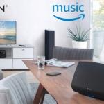 Denon integriert Amazon Music in sein HEOS Multiroom-System