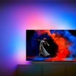 Der neue Philips 65-Zoll OLED 9er Serie-TV