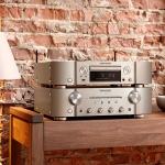 Marantz präsentiert mit ND8006 den ersten Allround-Netzwerk-CD-Player seiner Art