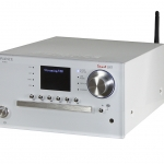 Advance Paris Smart Line UX1 Netzwerk-Audioplayer mit hochwertiger CD-Wiedergabe