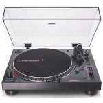 Audio-Technica präsentiert DJ-Plattenspieler AT-LP120XUSB