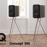 Neuer Regallautsprecher Q Acoustics Concept 300