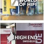 Positive Bilanz für World of Hifi und High End Swiss