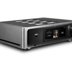 BluOS� Streaming-Vollverstärker NAD M33