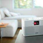 Neues SmartRadio Kenwood CR-ST100S bietet Radioempfang per DAB+